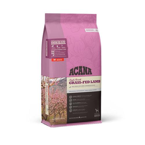 Acana Acana Singles Grass-Fed Lamb 17 kg.