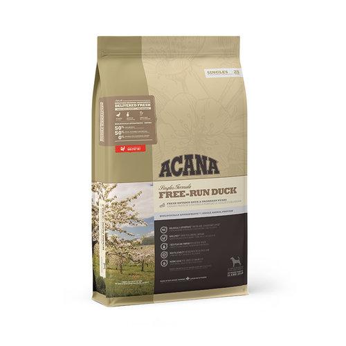 Acana Acana Singles Free-Run Duck 11,4 kg.