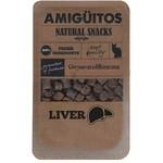 Amiguitos Amiguitos Catsnack Liver 100 gr.