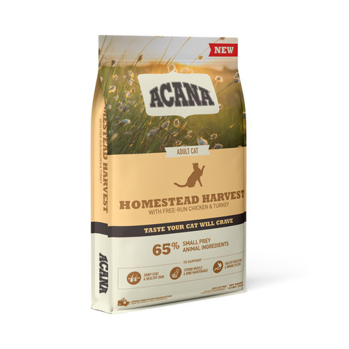 Acana Acana Homestead Harvest Cat 4,5 kg.