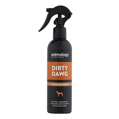 Animology Animology Dirty Dawg Droog Shampoo 250 ml.