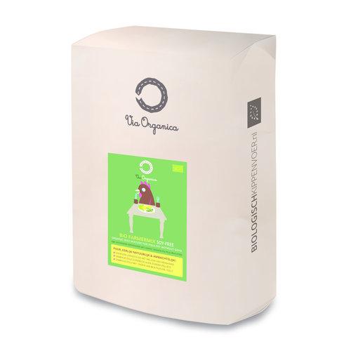 Via Organica Via Organica Bio Farmermix 12,5 kg.