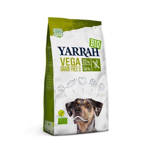 Yarrah Yarrah Hond Vega Ultra Sensitive Tarwevrij 10 kg.
