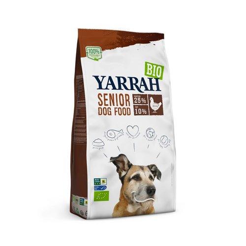 Yarrah Yarrah Hond Bio Brok Senior 10 kg.