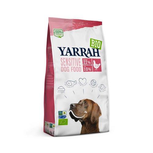 Yarrah Yarrah Hond Bio Brok Kip+Rijst 10 kg.