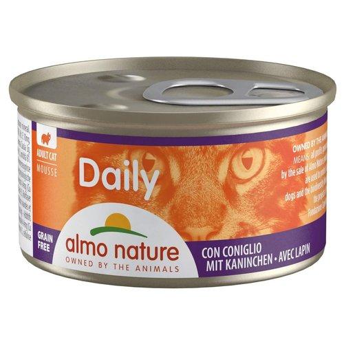 Almo Nature AN Daily Menu Konijn 85 gr.