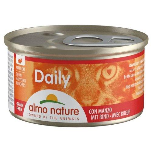 Almo Nature AN Daily Menu Rund 85 gr.