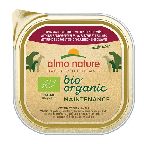 Almo Nature AN Daily Bio Dog Beef 300 gr.