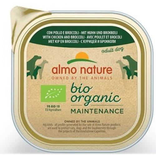 Almo Nature AN Daily Bio Dog Chicken+Broccoli 300 gr.