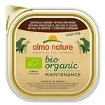 Almo Nature AN Daily Bio Dog Veal+Vegetables 300 gr.