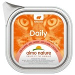 Almo Nature AN Daily Menu Alu met Zalm 100 gr.
