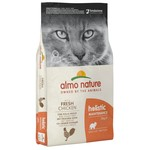 Almo Nature AN Holistic Kat Chicken&Rice 12 kg.