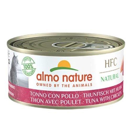 Almo Nature AN Tonijn met Kip 150 gr.