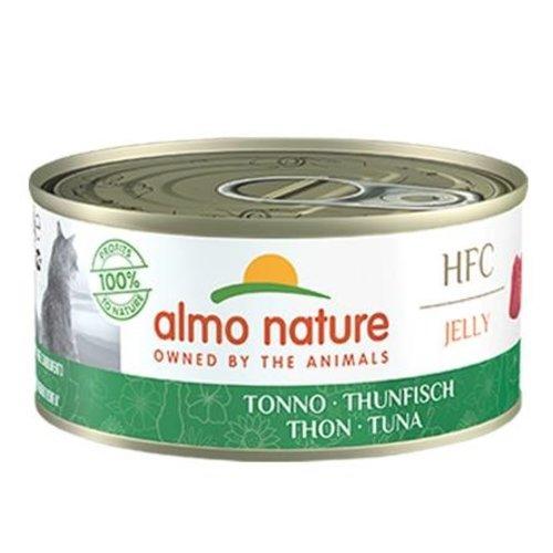 Almo Nature AN Tonijn in Jelly 150 gr.