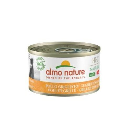 Almo Nature AN Dog HFC Gegrillde Kip 95 gr.