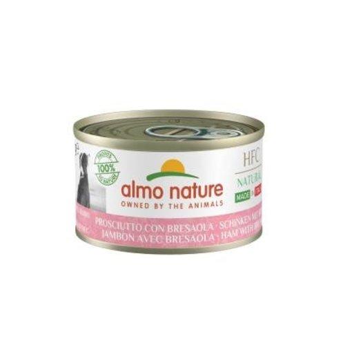 Almo Nature AN Dog HFC Ham en Bresaola 95 gr.