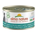 Almo Nature AN Dog HFC Complete Lam Courgette Millet Dille 95 gr.
