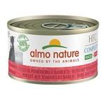 Almo Nature AN Dog HFC Complete Kip Tomaat Amarant Basilicum 95 gr.