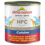 Almo Nature AN Dog Beef+Ham 290 gr.