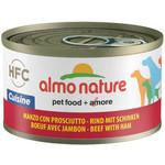 Almo Nature AN Dog HFC Cuisine Rund Ham 95 gr.