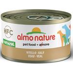 Almo Nature AN Dog HFC Natural Kalfsvlees 95 gr.