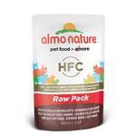 Almo Nature AN Raw Kip en Ham 55 gr.