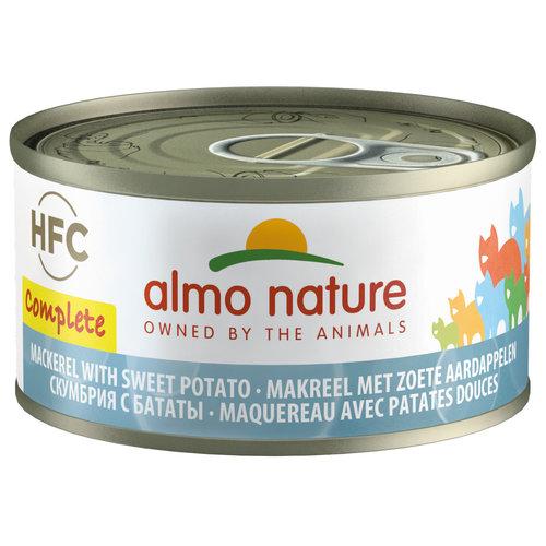 Almo Nature AN Makreel met zoete aardappel 70 gr.