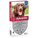 Advantix Advantix 400 > 6 Pipet 1 st.