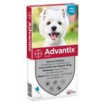 Advantix Advantix 100 > 4 Pipet 1 st.