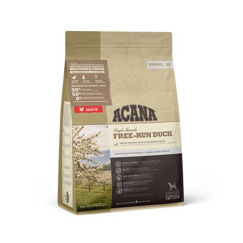 Acana Acana Singles Free-Run Duck 2 kg.