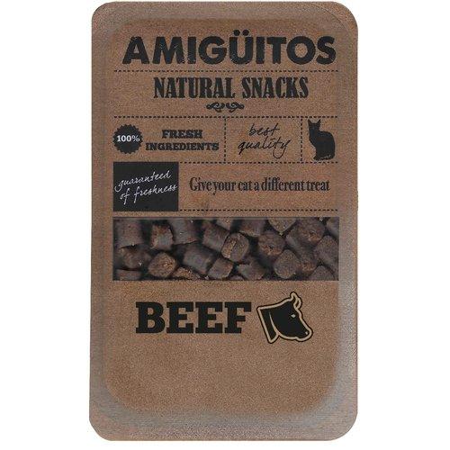 Amiguitos Amiguitos Catsnack Beef 100 gr.
