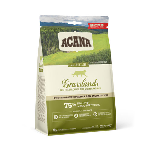 Acana Acana Grasslands Cat 340 gr.