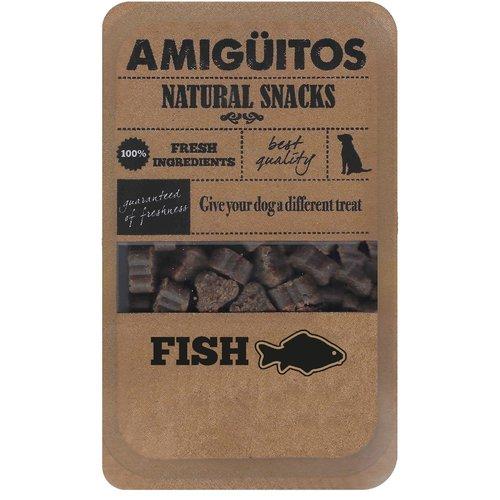 Amiguitos Amiguitos Dogsnack Fish 100 gr.