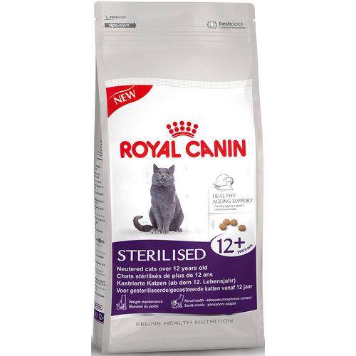 Royal Canin Ageing Sterilised 12+ 400 gr.