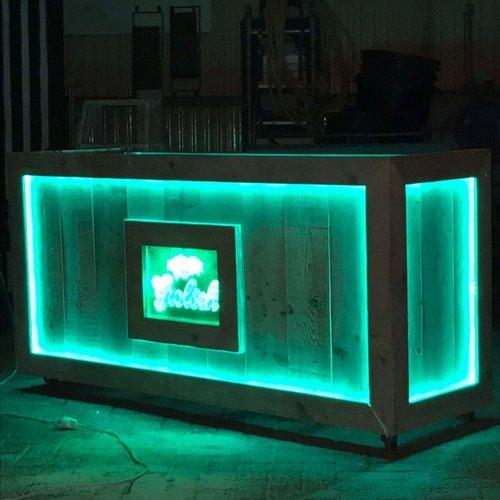 Striscia LED luminoso per esterno - Blu