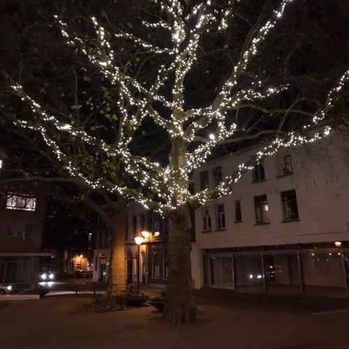 Luci di Natale   10 metri - bianco freddo