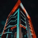 Neon LED– Blu- DINA