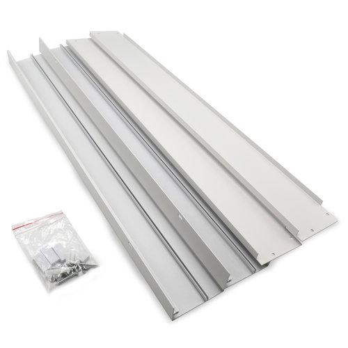 Cornice di montaggio per pannello LED 60x60