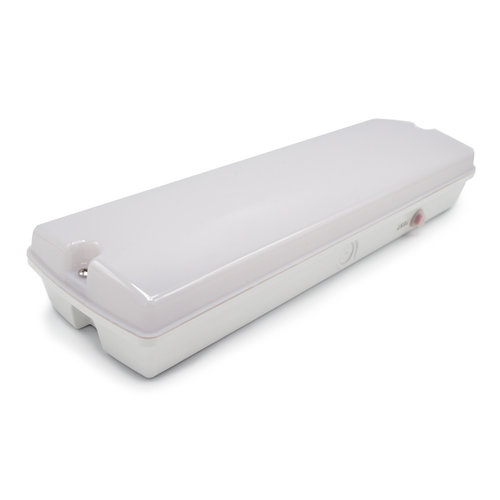 Illuminazione di emergenza da 3 watt (OTG-KL) con rivestimento opaco bianco