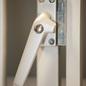 Hundos   Pro Aluminium Autobench Recht Model Dubbel 100x110x67