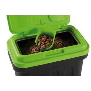 Maelson Dry Box 20 zwart / groen