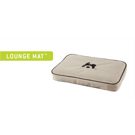 Maelson Lounge mat 120 Beige 115x73x7 cm