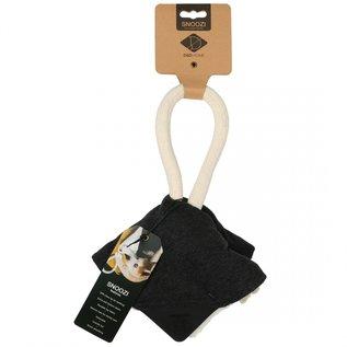 Duvo+ Puppydoekje snoozi 30x30 cm Antraciet