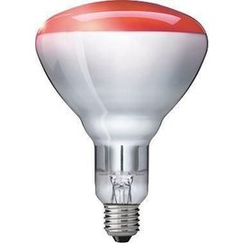 Philips Warmtelamp rood 250watt e27