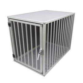 Hundos  Hundos Pro Aluminium Hondenbench  model DK maat M