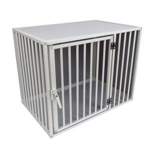 Hundos  Hundos Pro Aluminium Hondenbench  model DL maat M