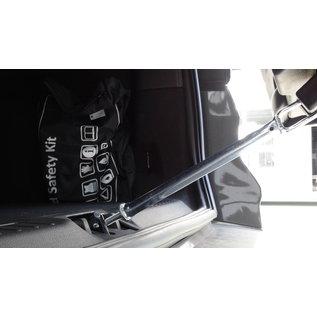 Hundos   Pro Kofferbaksluiter 25 cm zilver