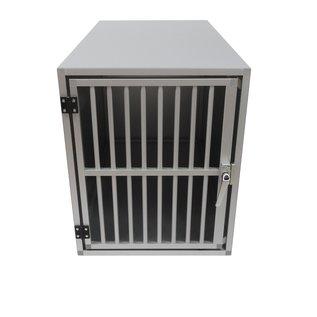 Hundos   Pro Aluminium Autobench Recht model 100x55x67 cm