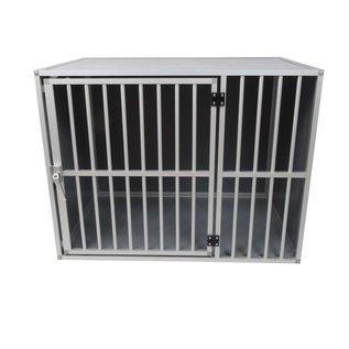 Hundos  Hundos Pro  Hondenbench model DL maat L 3 zijden dicht