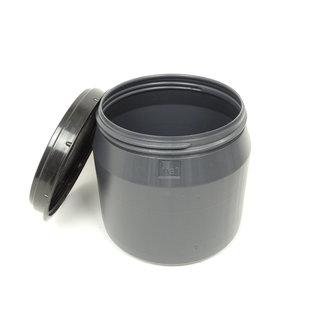 Huismerk Voerton 25 Liter met schroef deksel